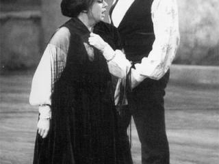1971 - Firenze: Cavalleria Rusticana con Elena Souliotis