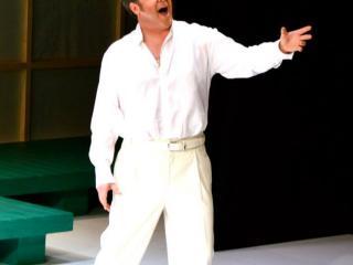 Luis Chapa - nel ruolo di Pinkerton al Teatro G.Verdi di Trieste