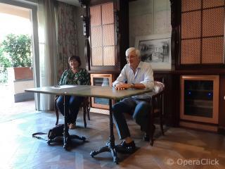Raffaella Coletti e Walter Vergnano - foto OperaClick
