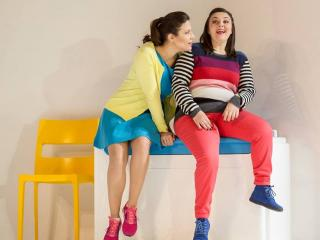 Francesca Dotto e Chiara Amarù - © Yasuko Kageyama / TOR