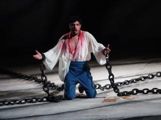 Vincenzo Costanzo (Mario Cavaradossi) - Tosca al Festival Puccini 2021