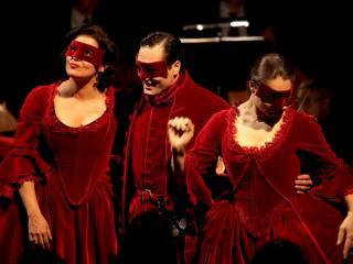 Anna Netrebko, Giuseppe Filianoti, Barbara Frittoli - © Brescia\Amisano – Teatro alla Scala