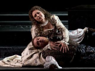 Francesco Meli e Tatiana Serjan - ©Lellie Masotti - Teatro dell'Opera di Roma