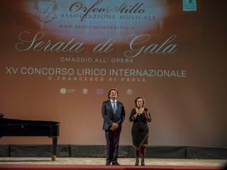 Luigi Stillo e Giusy Ferrara