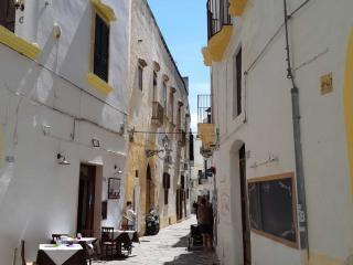 centro storico di Gallipoli