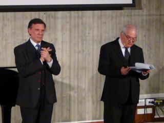 Marzio Giossi, direttore artistico del concorso