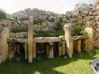 resti megalitici di Ggantija