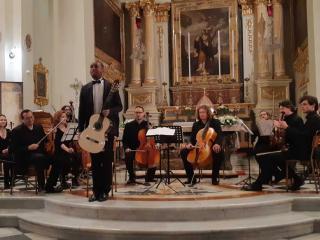Kevin Moindaze, Gaulitana String Orchestra