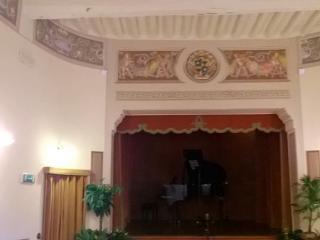 Montisi, Teatro della Grancia (foto Fabio Bardelli)