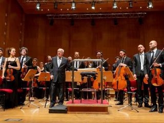 (foto dal sito fb dell'Orchestra Mozart)