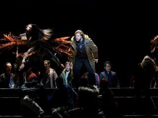 Alexandre Duhamel (Huascar/Don Alvar) - ph. Little Shao / Opéra national de Paris