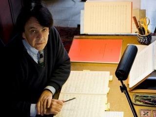 Fabio Vacchi - foto Masotti