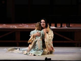 Rebeka Lokar - Cio Cio San al Teatro Coccia di Novara