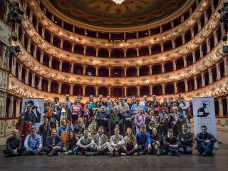 I partecipanti a La botteda Peter Maag