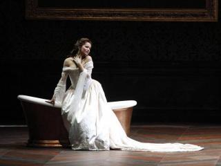 Mihaela Marcu nel ruolo di Giulietta (I Capuleti e i Montecchi)