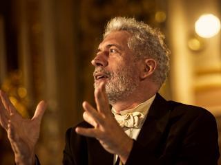 Marco Mencoboni - Foto dalla pagina Facebook del Utrecht Early Music Festival