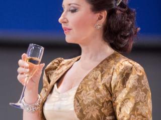 Elena Mosuc - La Traviata a Las Palmas - © Nacho González