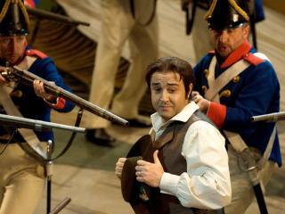 Tonio ne La Fille du régiment
