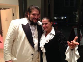 Nicola Alaimo e Cecilia Bartoli