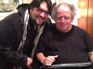Nicola Alaimo e James Levine