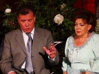 Marzio Giossi e Linda Campanella - foto di OperaClick