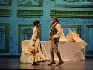 Sarah Baratta e Salvatore Grigoli