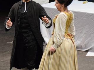 Stefano Tanzillo e Sarah Baratta