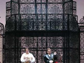 Gimenez e Nucci -  foto di Roberto Ricci - Studio Controluce