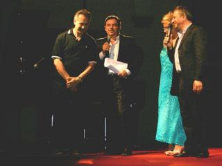 Armando Ariostini, Enrico Stinchelli, Manuela Custer e Michele Suozzo