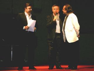 Enrico Stinchelli, Michele Suozzo e Nicola Martinucci