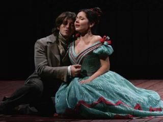 Laura Giordano e Francisco Gatell