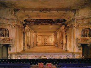 Drottningholm - Slottsteater: La sala