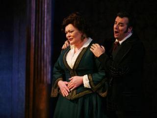 Violeta Urmana e Marcello Giordani