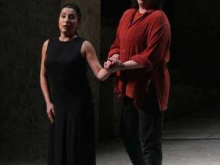 Darina Takova (Amenaide) e Daniela Barcellona (Tancredi)