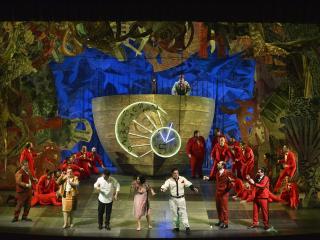 Concertato finale I° atto - Foto Rota / Fondazione Donizetti.