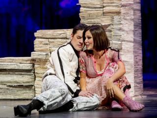 Pietro Adaini e Laura Giordano - Foto Rota / Fondazione Donizetti.