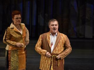 Filippo Morace e Silvia Beltrami - Foto Rota / Fondazione Donizetti.