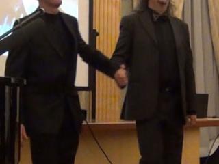 Stefano Giannini e Loris Peverada - foto di OperaClick