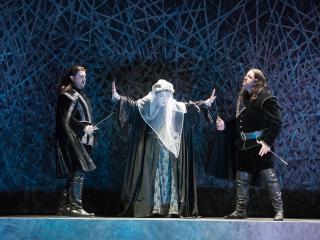 """ph. concesse dal Teatro Comunale """"Luciano Pavarotti"""" di Modena"""