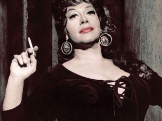 Regina Resnik nel ruolo di Carmen