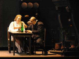 Jessica Pratt e Leo Nucci - Foto Ricci Parma