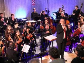 il sindaco di Romano, Sebastian Nicoli - foto di Riccardo Benlodi