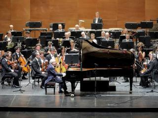 András Schiff, foto dalla pagina fb del Maggio Musicale Fiorentino