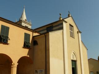 Moneglia - Chiesa di S.Giorgio