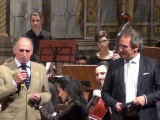 da sx Claudio Pelis e Emanuele Beschi - © OperaClick