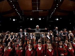 Foto dalla pagina Facebook dell'Accademia di Santa Cecilia