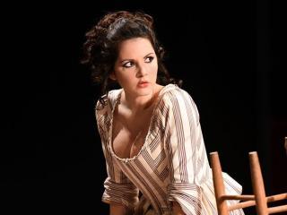Laura Giordano - Foto Roberto Ricci Parma