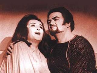 Birgit Nilsson e Jon Vickers