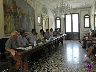 immagine della conferenza stampa
