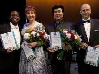 I finalisti dell'International Hans Gabor Belvedere Sing Competition